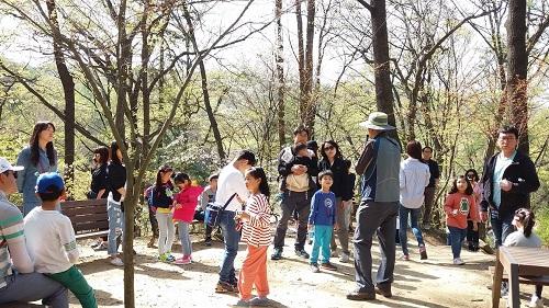 대전시, 환경성질환 예방 치유 프로그램 운영(자연생태숲체험).jpg