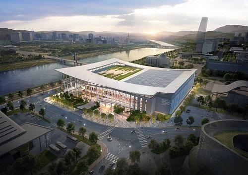 대전국제전시컨벤션센터(DICC) 기공식 개최_조감도.jpg
