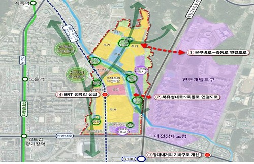 '2. 4. 부동산 대책'대전권 신규 택지로 유성 죽동 선정.jpg